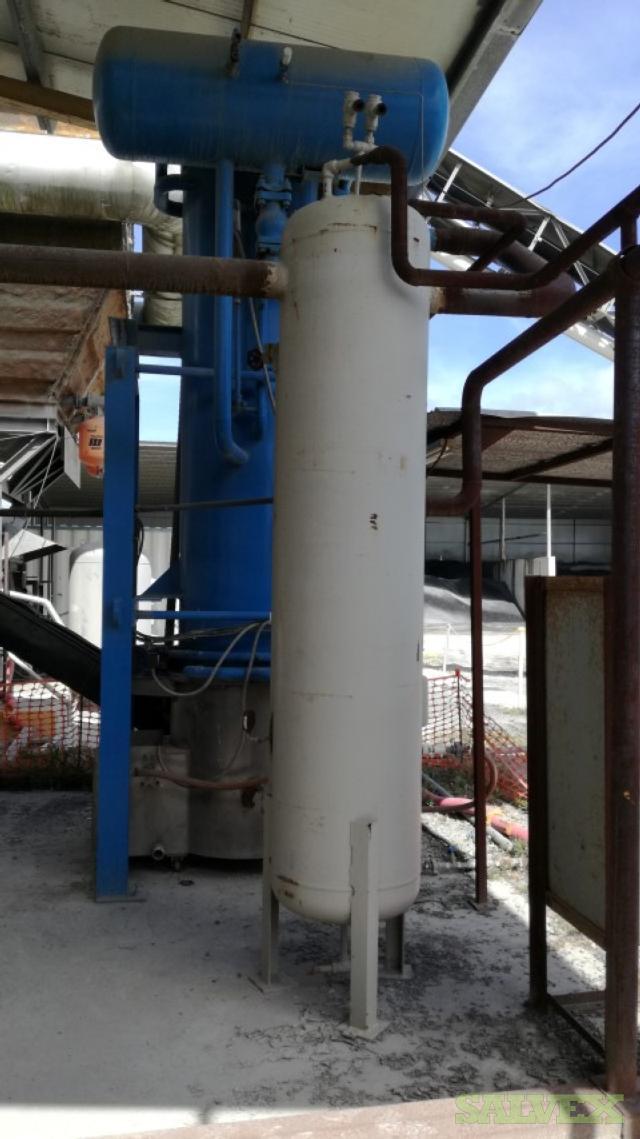 Ammonia Ice Plant (10 x 5 Meters)