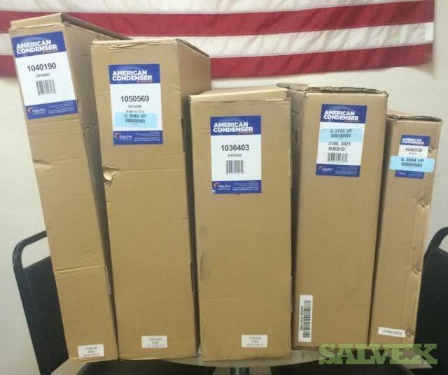 Automotive Condensers Surplus - 1,900 Units/ 2 Loads