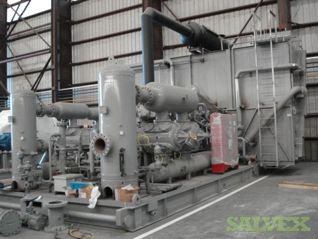 Caterpillar G3516b Le Natural Gas Compressor Salvex