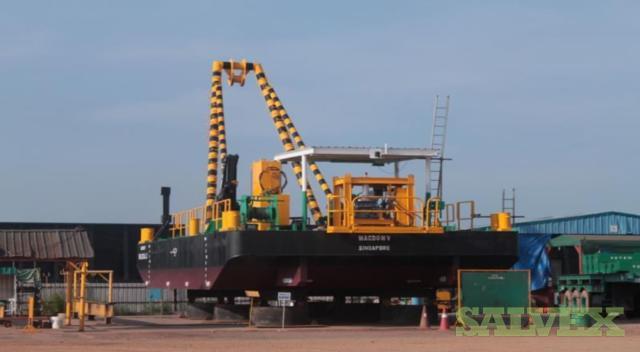 2000 Macdow V Barge (47 Foot Length)