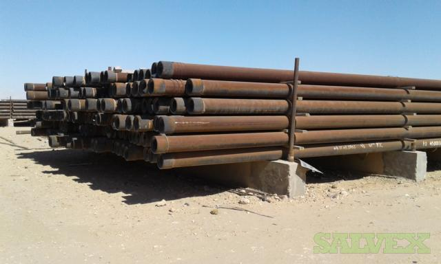 9 5/8 47# L80 BTC R3 Surplus Casing (100,000 Feet)