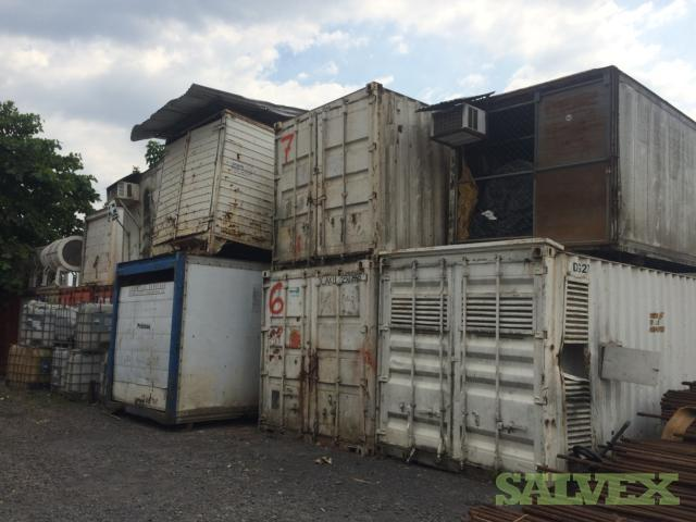 Cases and Containers, Pressure Groups, Nagoliteras, Electrical Panels and More