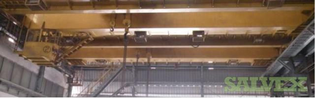 Electromech Crane 20T/5T DG EOT