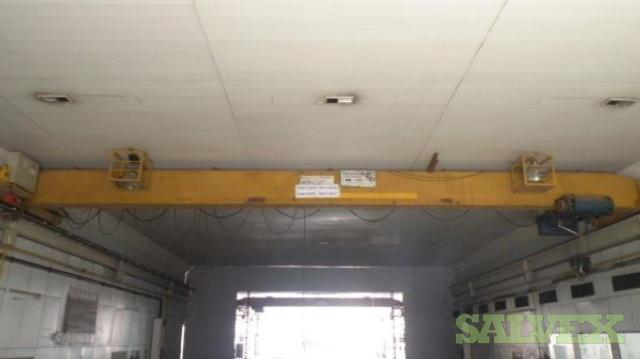 Electromech Crane 5T SG EOT