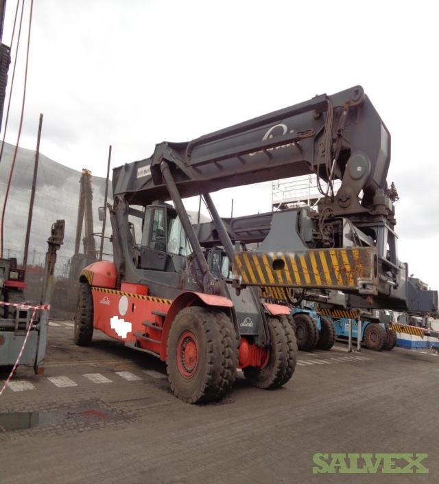 Linde C4531 TL/5 Reach Stacker 2010
