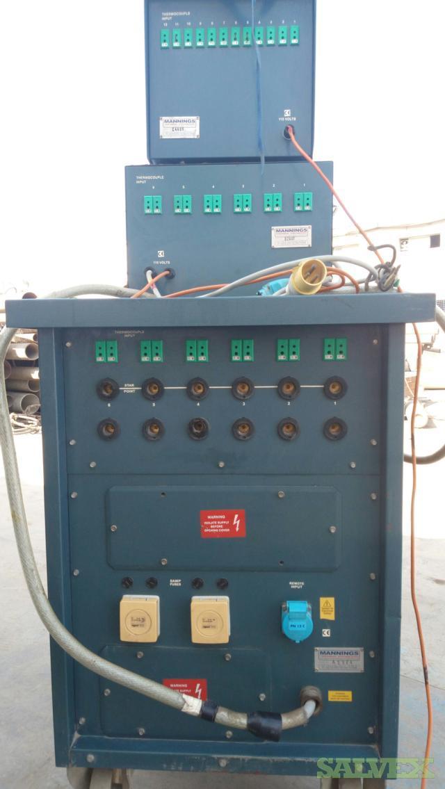 Thermocouple Welding Units 50 kva (8 Units) | Salvex