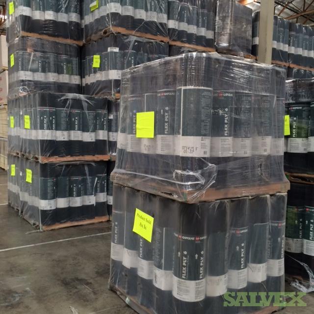Type VI Glass Ply Felt - BUR Ply Sheet -44 lbs Rolls