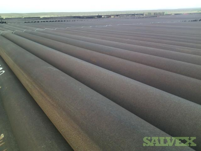 16 0.500WT X-52 SCH40 Surplus Line Pipe (20,000 Feet)