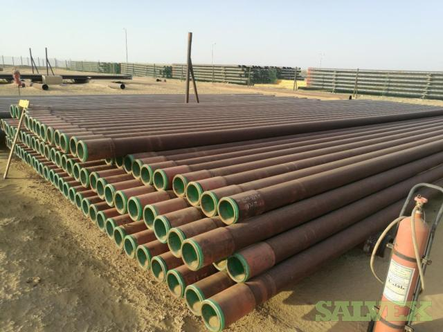 7 29# L80 TSH Blue R3 Surplus Casing (5,200 Feet / 68 Metric Tons)
