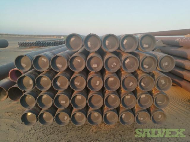 7 32# VM 13CR80 VAM TOP R3 Surplus Casing (1,640 Feet / 24 Metric Tons)