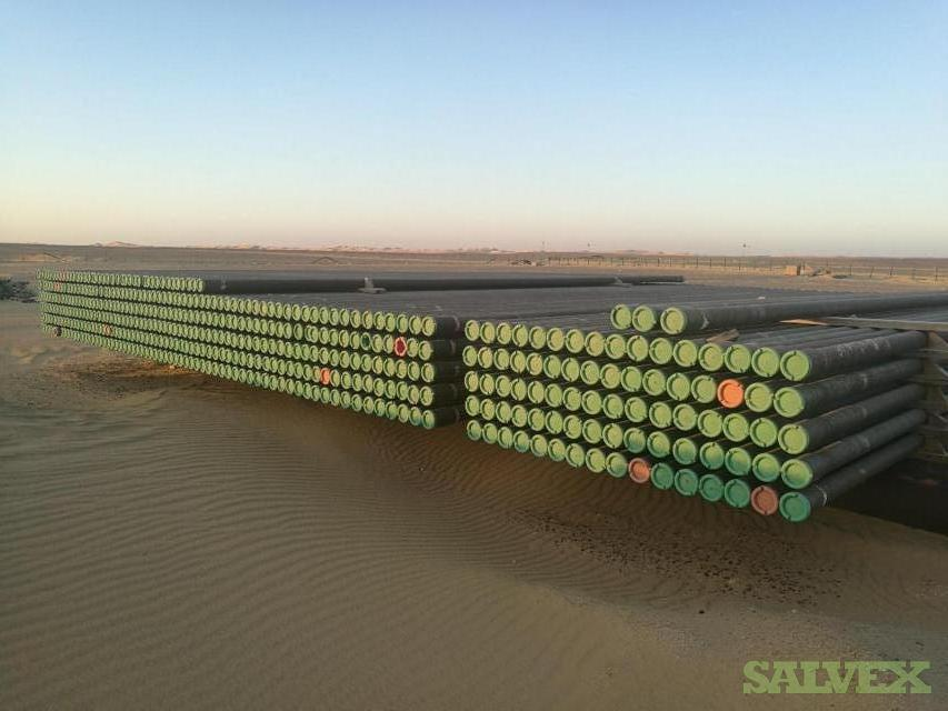4 1/2 15.80# L80 PH6 R2 Surplus Casing (2,460 Feet / 18 Metric Tons)