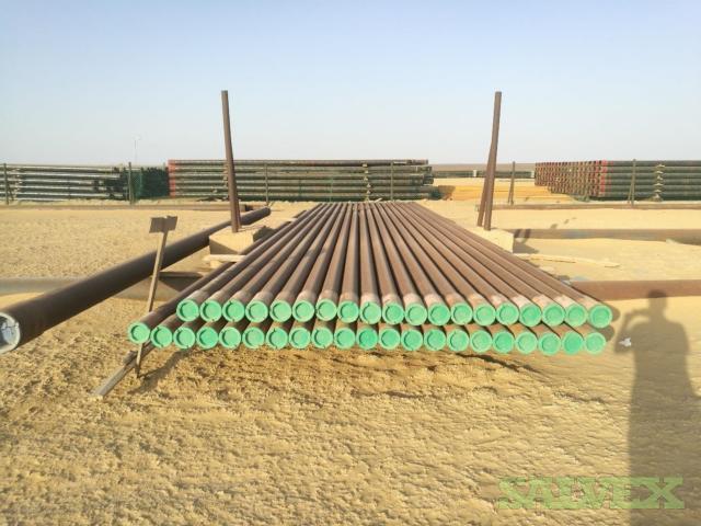 5 18# L80 TSH Blue R3 Surplus Casing (1,600 Feet / 13 Metric Tons)