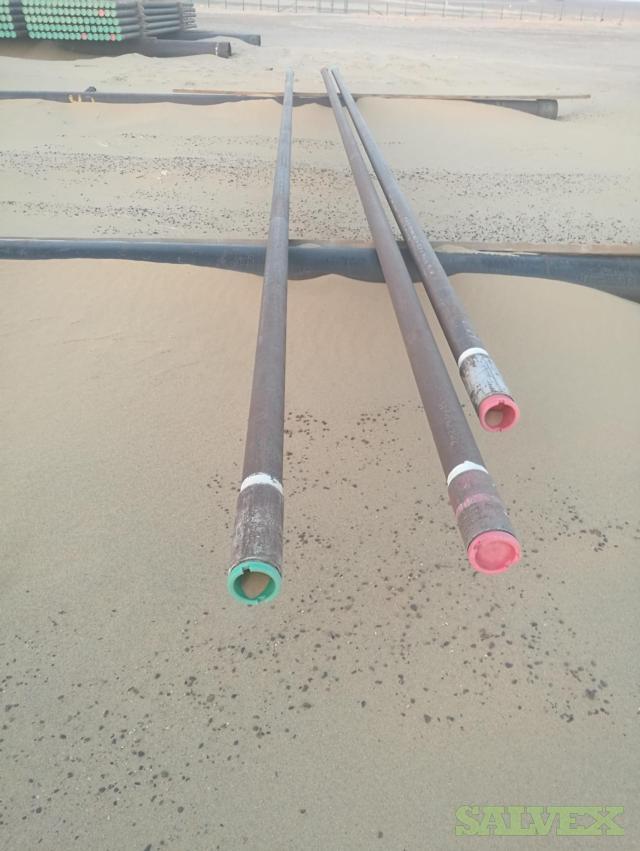 4 1/2 12.6# 13CR R3 Surplus Tubing (80 Feet / 8 Metric Tons)