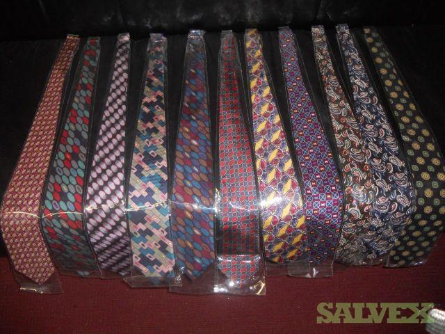 Men's Designer Neck Ties  -  Designed by Fanstyle Paris