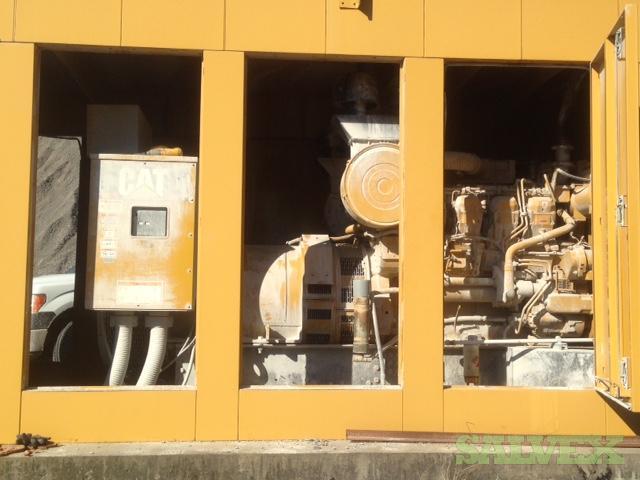 2003 CAT Generator (910Kw)