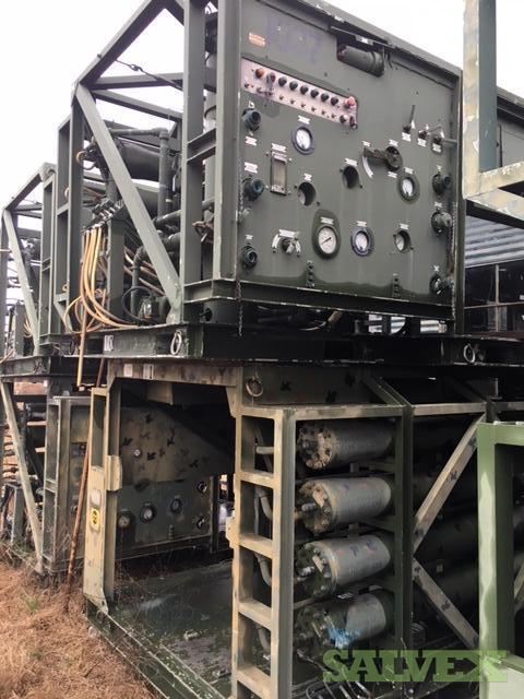 Reverse Osmosis Water Purification Units Rowpu 600 Gph