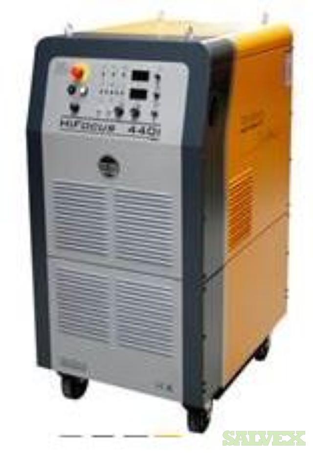 Kjellberg HiFocus 440i Finsterwalde Plasma Cutting Machine