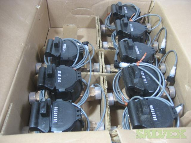 Zenner Water Meters 1, 5x8 Bronze NSF-61 No Lead (180 New)