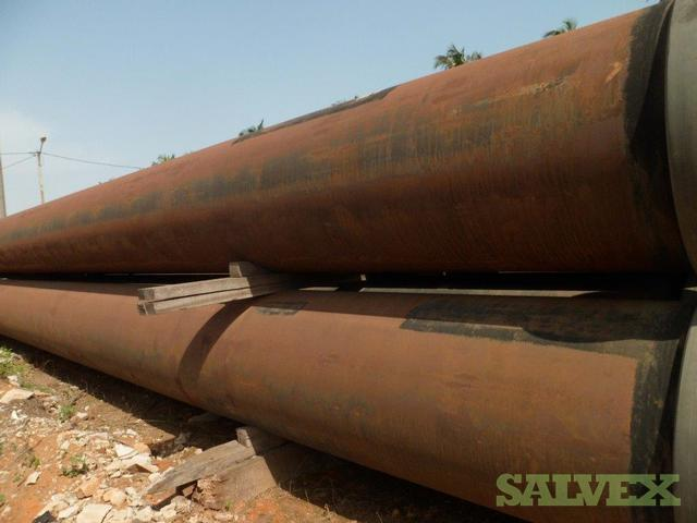 20 133# X56 E-60MT R3 Surplus Casing (5,400 Feet)