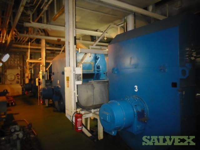 New Wartsila 12V32LNE Marine Diesel Generators (6700 kVA)