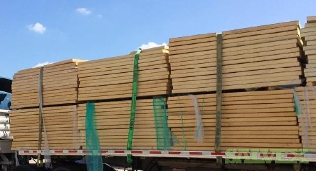 Polyiso Roof Insulation 3? x 4? x 8? - 1 Load of 53'
