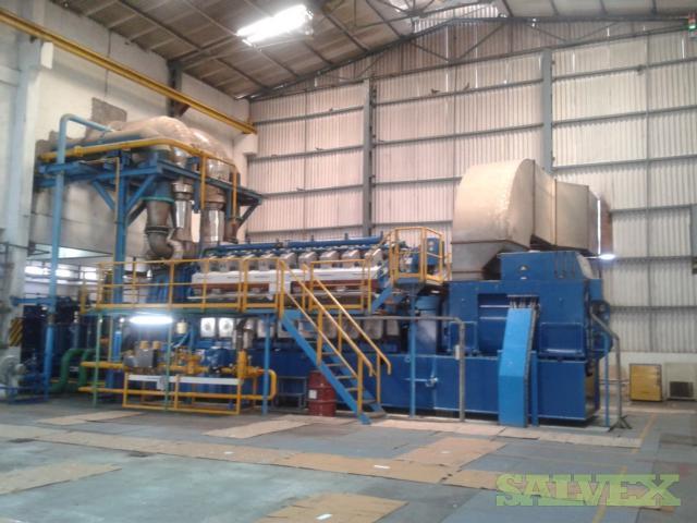 Wartsila 18V34SG OEM Gas Engine base Diesel Generator sets (1 Complete Plant)