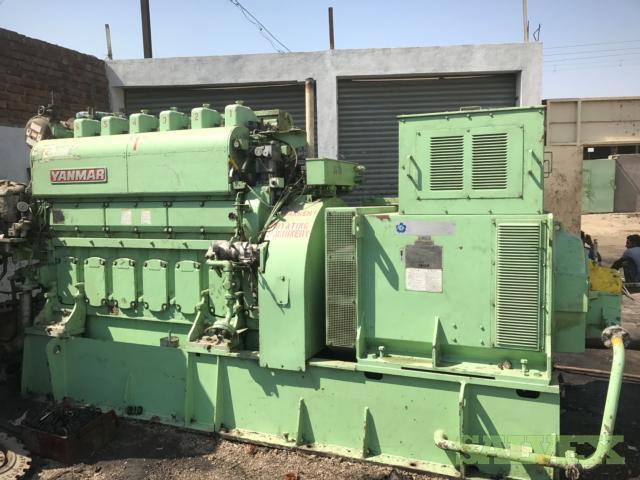 Yanmar 6N18AL-SN Marine Engine