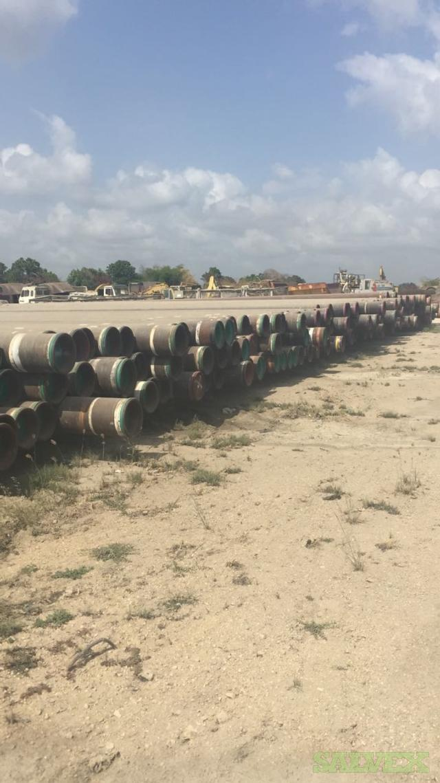 13 5/8 88.2# P110 HDL R3 Surplus Casing (20,200 Feet)