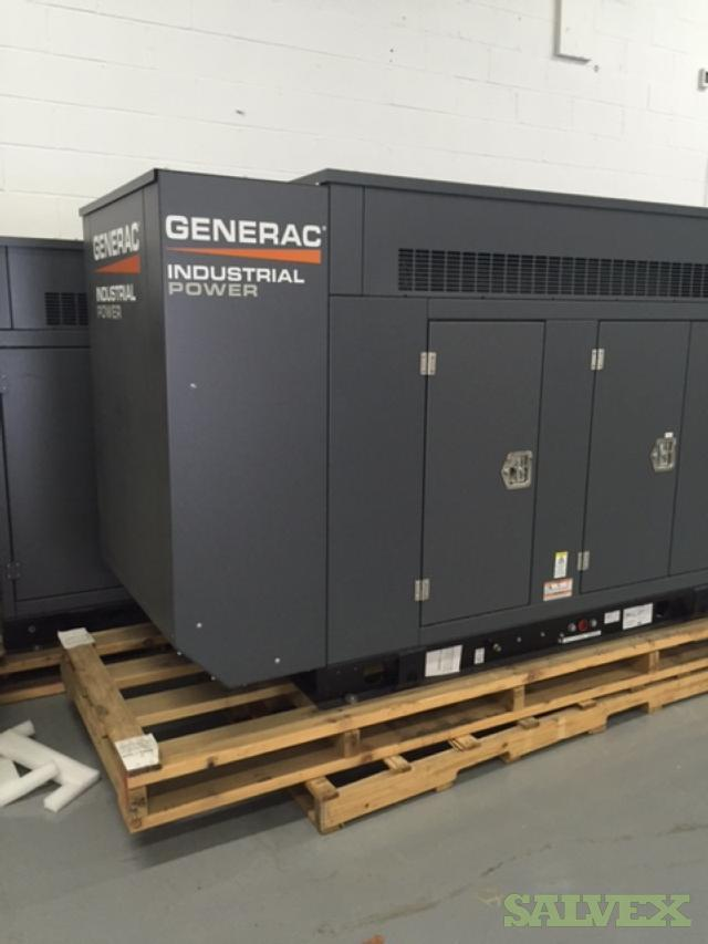 2016 Generac SG50 50KW Enclosed Generator