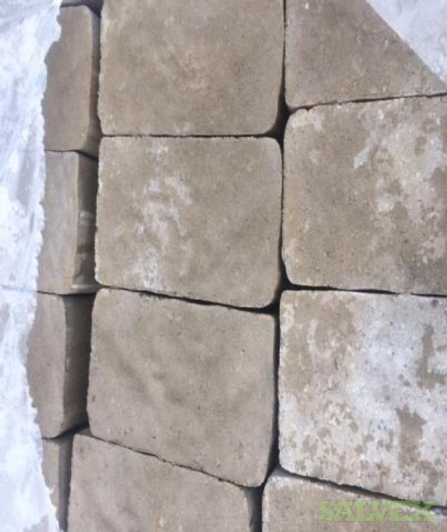 Mega Linen 4 x 9  -Landscape Stones