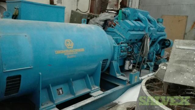 Jenbacher Nach DIN 6280 Diesel Generator (1000 kW)