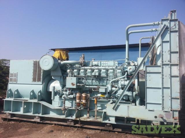 Caterpillar 3516 B Generator Set 1998 - Marine Engine