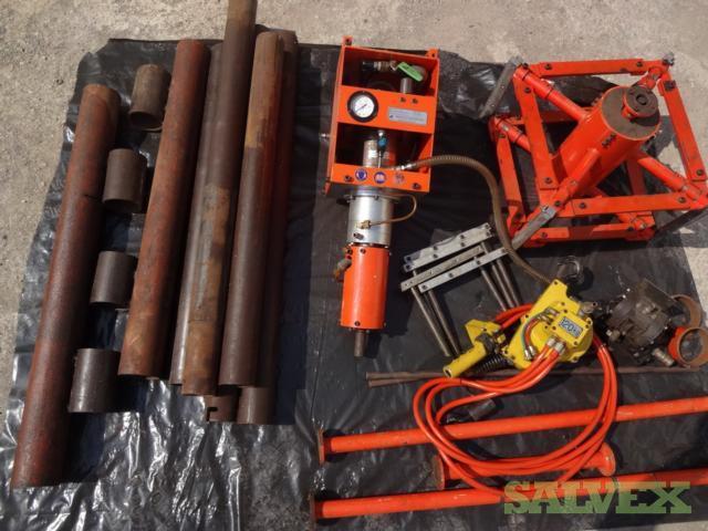 Wakefiled HMA-200 to HMA-1050 Cylinder Liner Honing Tools Set