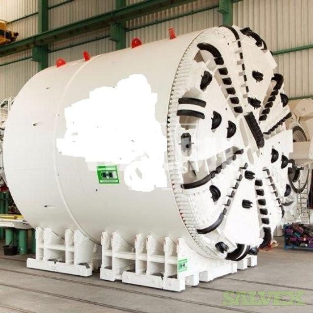 Herrenknecht EPB TBM Tunnel Boring Machine 2013