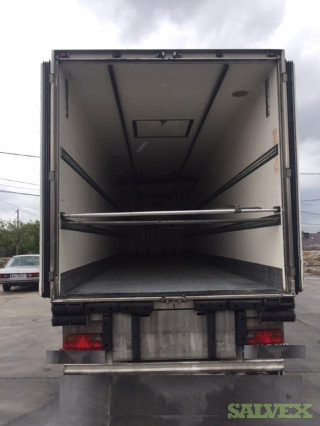 Montull Refrigerated Semi-Trailers (6 units)