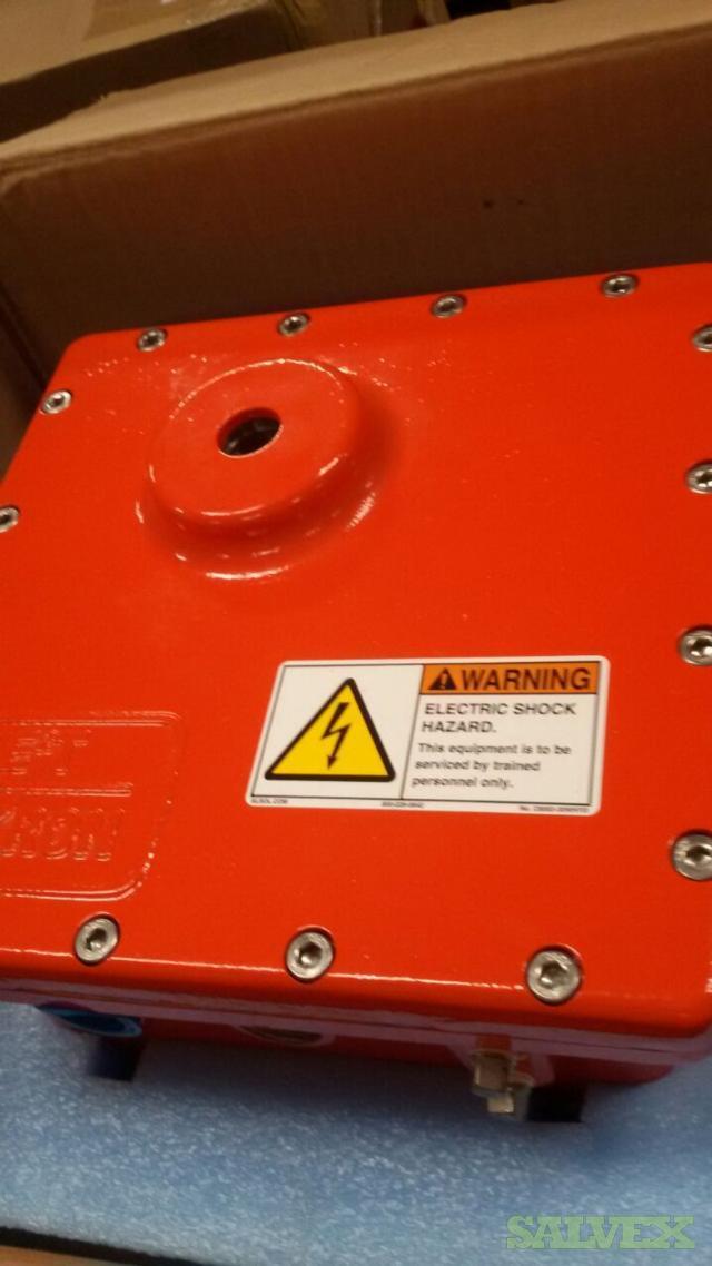 Mikron ET2 Temperature Transducers - for Industrial Heating Temperature Measurement  (3 Units)