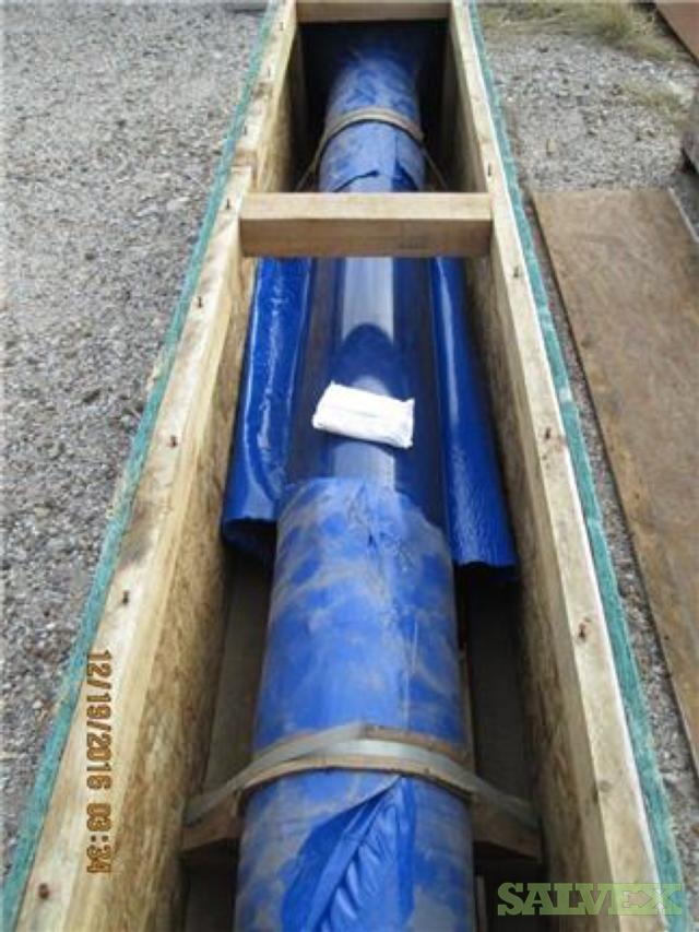 Ruhrpumpen VLT Sump Pumps 3600 RPM (2 Units)