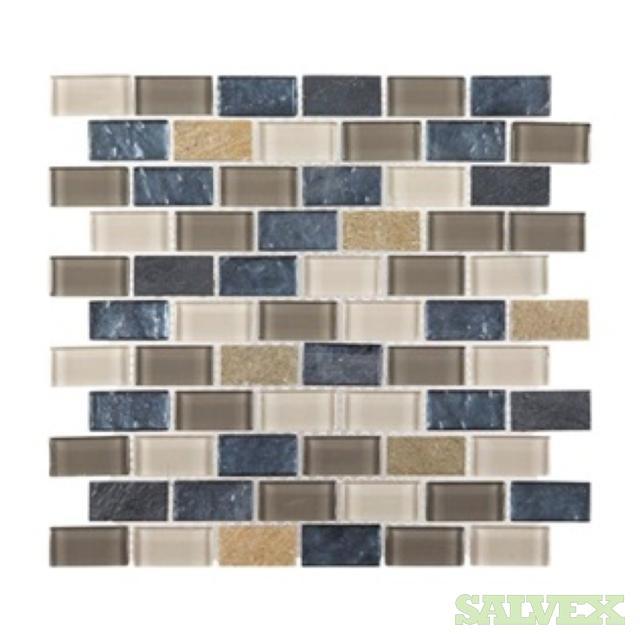 Mosaic Wall & Floor Tile - 1 Load (GA)