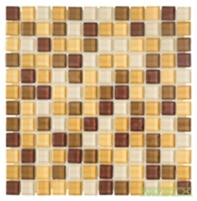 Mosaic Wall and Floor Tile - 1 Load (CA)