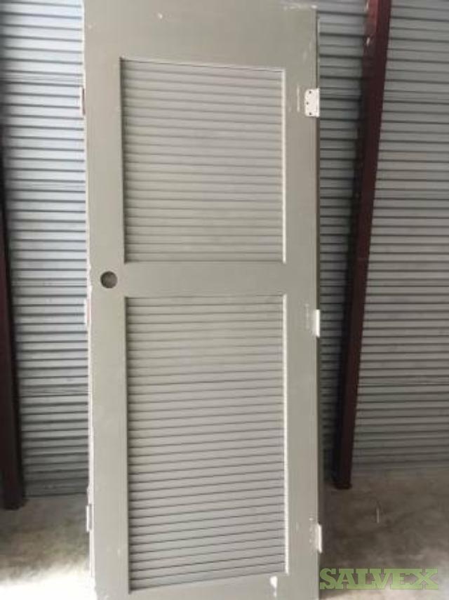Louvered Doors 30 X 80 (250 Units) & Louvered Doors 30 X 80 (250 Units) | Salvex