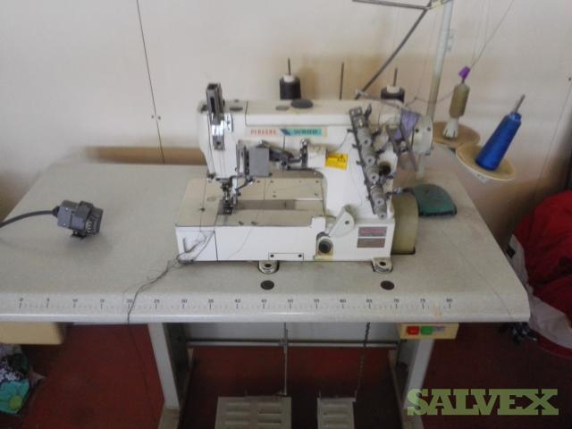 Textile Factory Equipment (49 Units)