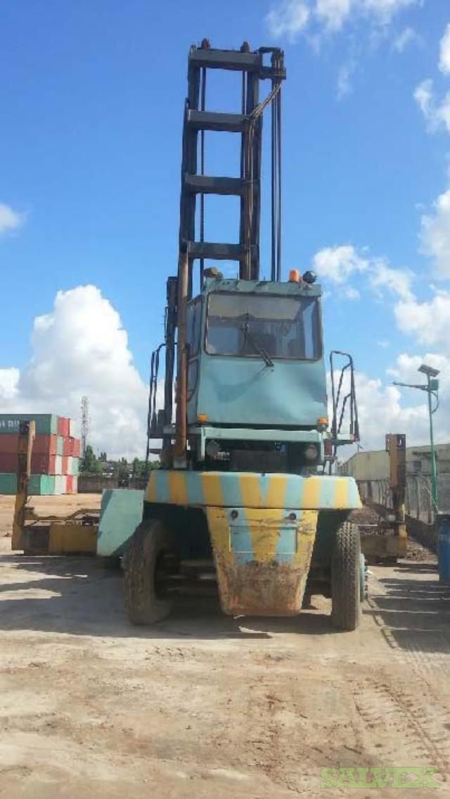 SMV SL6 ECD Forklift 1999 with Scania D1951 Engine, Model Dana 237680-G / Ms 370