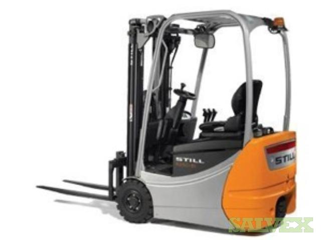 Still Electric Forklift 2014 (2 Tons)