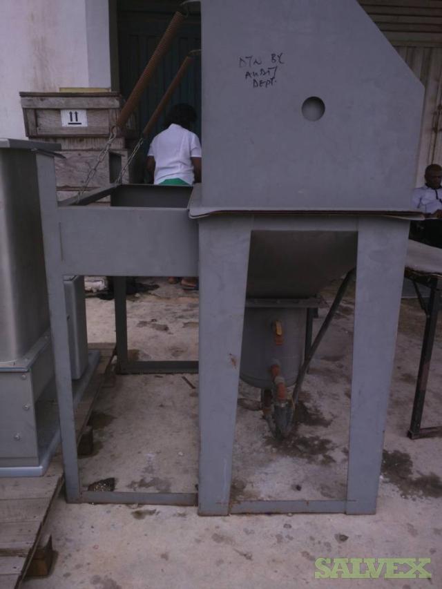 Saplicator 407 Series Mill Equipment