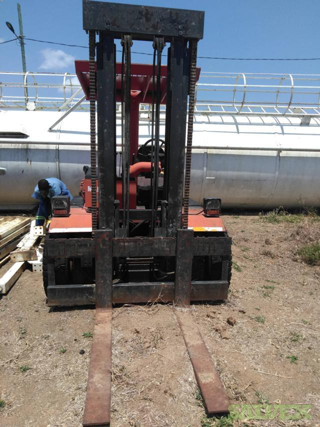 Manitou MI60 Forklift 6 Ton