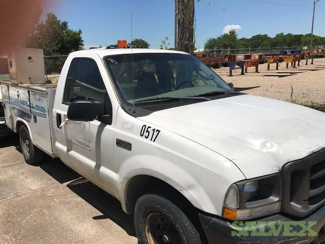 2004 Ford F-250 2-DR