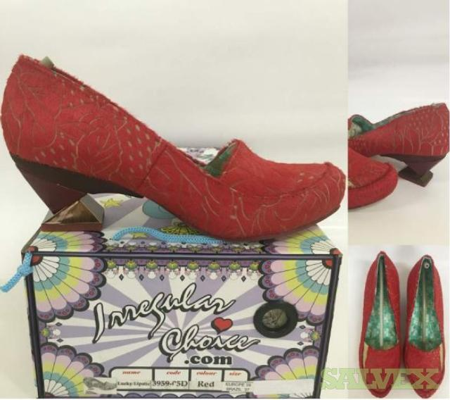 Womens Shoes Irregular Choice from UK (1029 Pairs)