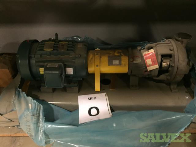 Baldor Methyl Acetate Reflux Pump