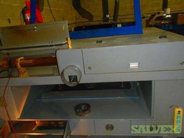 Camfive CFL-CMA1080K Laser Engraver - for CNC Shop