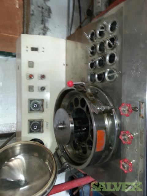 HT Dyeing Machine Lab